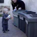 Enseigner le recyclage aux enfants