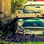 Comment se débarrasser une voiture hors d'usage ?