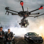 Photographie d'entreprise par drone